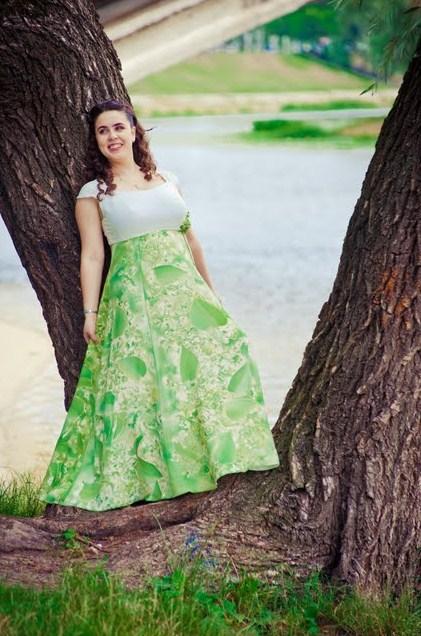 свадебное платье анни